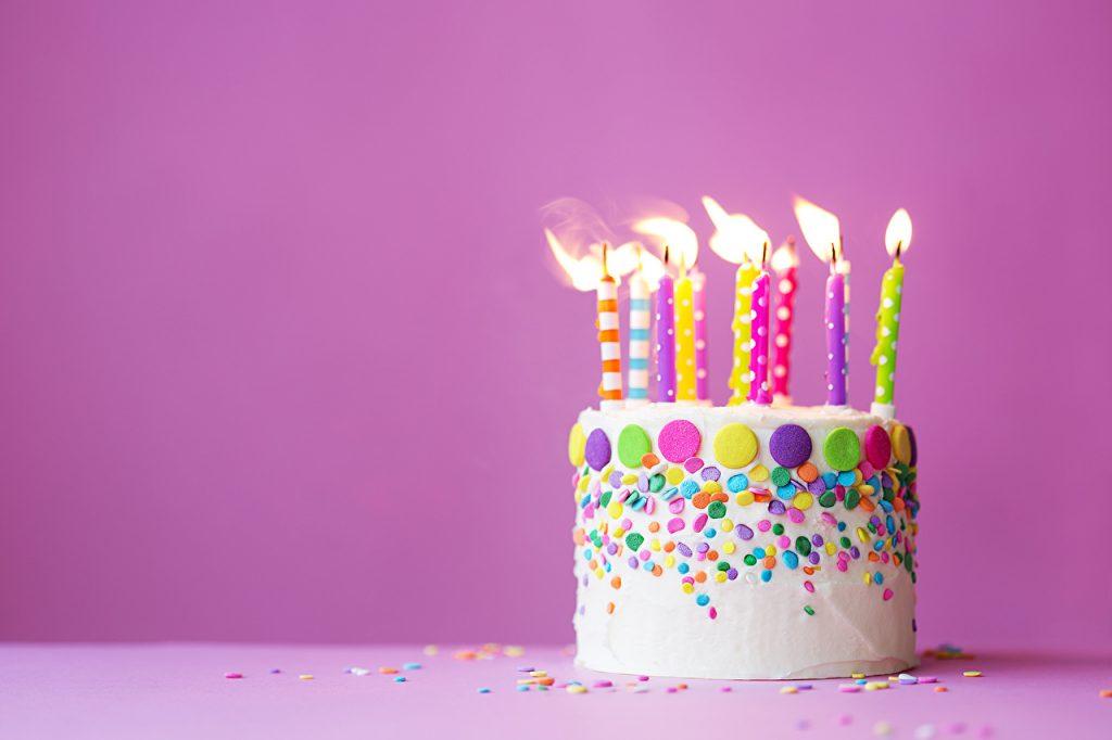 Frases de agradecimento de aniversário