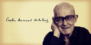Carlos Drummond de Andrade frases