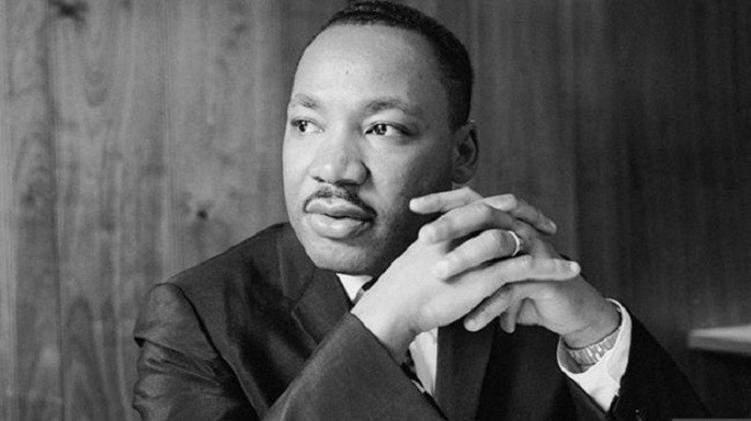 Martin Luther King frases
