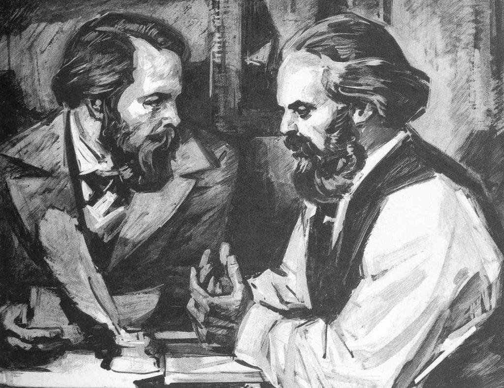 Karl Marx frases