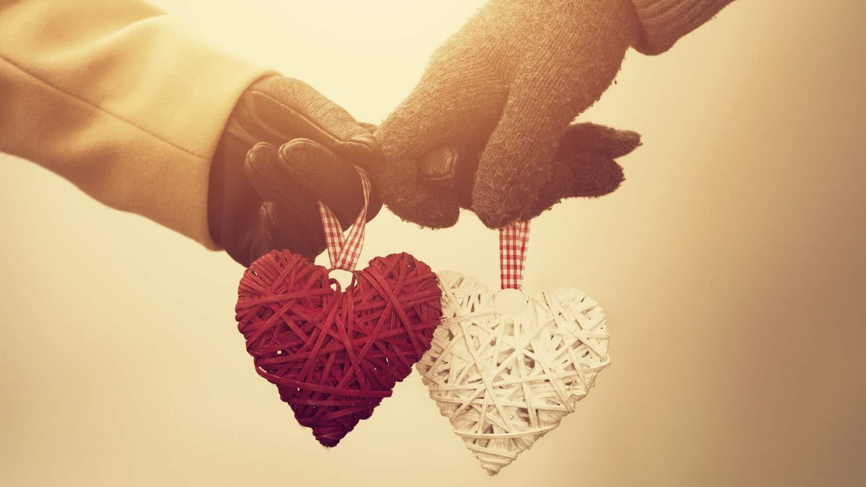 Frases curtas de amor